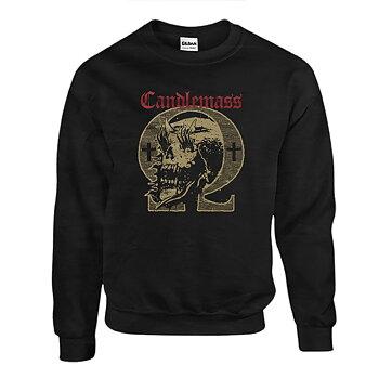 Candlemass - Sweatshirt, Omega Circle