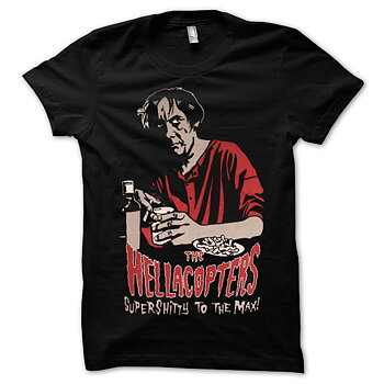 HELLACOPTERS - T-SHIRT, SUPERSHITTY