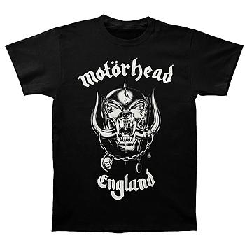 MOTÖRHEAD - T-SHIRT, ENGLAND
