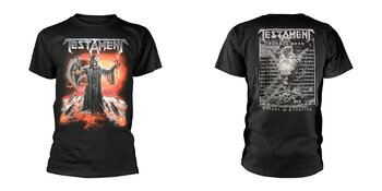 TESTAMENT - T-SHIRT, EUROPE 2020 TOUR