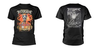 TESTAMENT - T-SHIRT, THE BAY STRIKES BACK EUROPE 2020 TOUR