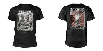 TESTAMENT - T-SHIRT, TITANS OF CREATION (GREY) EUROPE 2020 TOUR