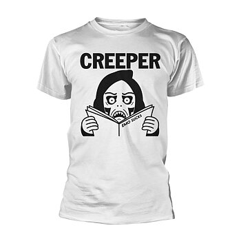CREEPER - T-SHIRT, EMO SUX