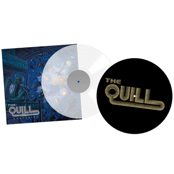 THE QUILL - EARTHRISE BUNDLE (CLEAR VINYL LP + SLIPMAT)