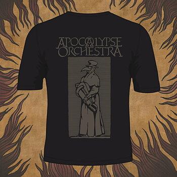 APOCALYPSE ORCHESTRA - T-SHIRT, CRANKER