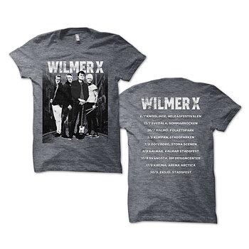 WILMER X - T-SHIRT, TURNÉ 2019