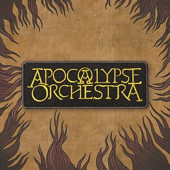 APOCALYPSE ORCHESTRA - PATCH, LOGO