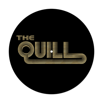 THE QUILL - SLIPMAT, LOGO
