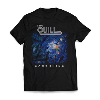 THE QUILL - T-SHIRT, EARTHRISE
