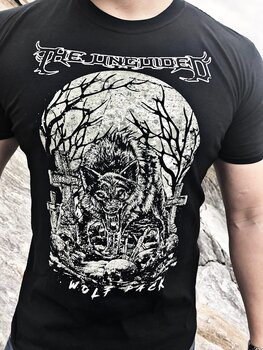 THE UNGUIDED - T-SHIRT, WOLF PACK