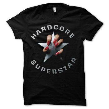 HARDCORE SUPERSTAR - T-SHIRT, BLACK ALBUM