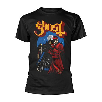 GHOST - T-SHIRT, ADVANCING PIED PIPER