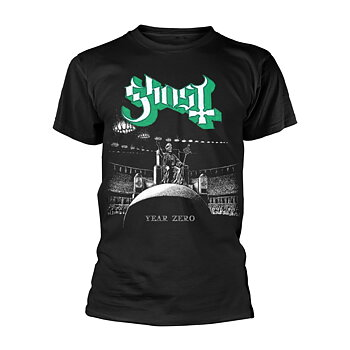 GHOST - T-SHIRT, YEAR ZERO