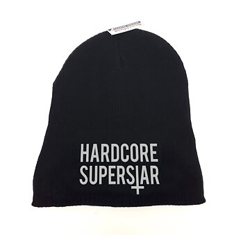 HARDCORE SUPERSTAR - WINTER HAT, LOGO