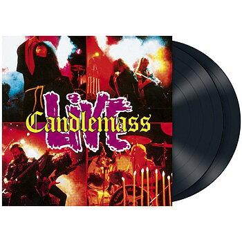 Candlemass - Live (2 LP - Black Vinyl)