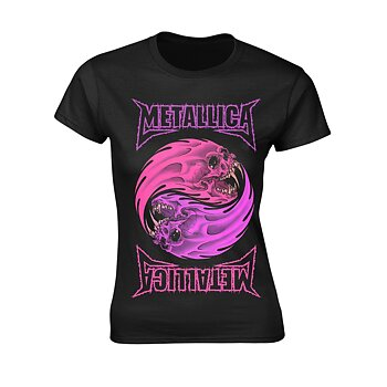 METALLICA - GIRLIE, YIN YANG PURPLE