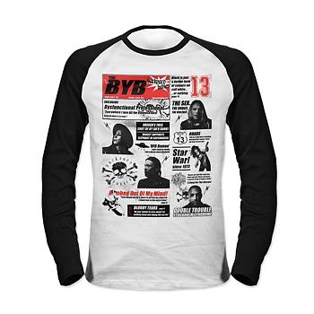 NEW /& OFFICIAL! Backyard Babies /'Skull/' T-Shirt Black