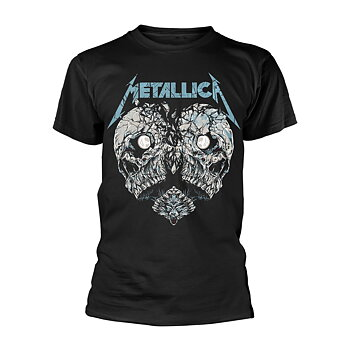 METALLICA - T-SHIRT, HEART BROKEN
