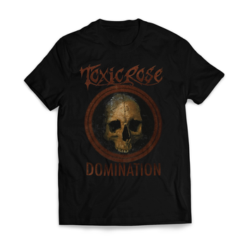 TOXICROSE - T-SHIRT, DOMINATION