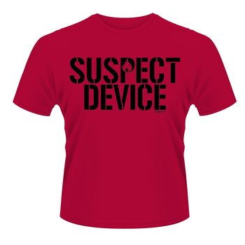 STIFF LITTLE FINGERS - T-SHIRT, SUSPECT DEVICE