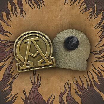 APOCALYPSE ORCHESTRA - METAL PIN, AO