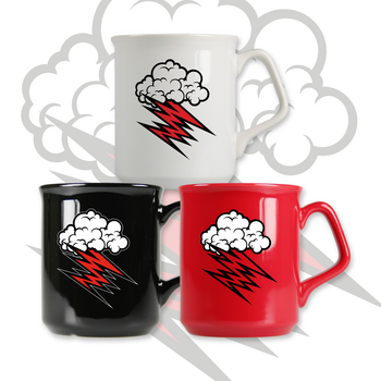 HELLACOPTERS - CLOUD MUG PACKAGE (3 PCS)