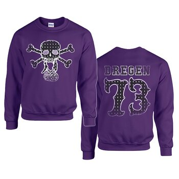DREGEN - COLLEGE, DREGEN 73 (PURPLE)