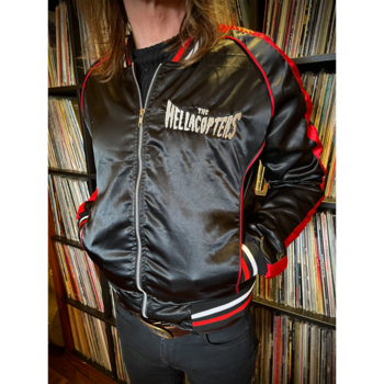 HELLACOPTERS - SATIN JACKET
