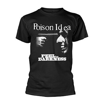 POISON IDEA - T-SHIRT, FEEL THE DARKNESS