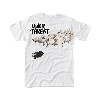 MINOR THREAT - T-SHIRT, OUT OF STEP