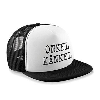 ONKEL KÅNKEL - TRUCKER CAP, LOGO