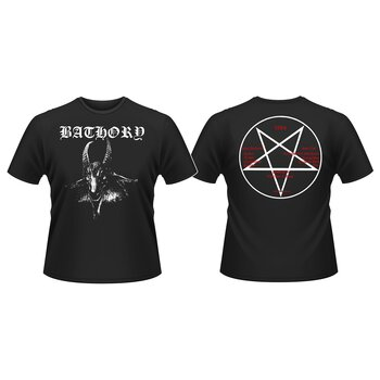 BATHORY - T-SHIRT, GOAT