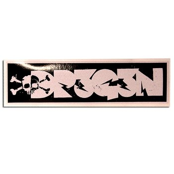 DREGEN - STICKER, LOGO