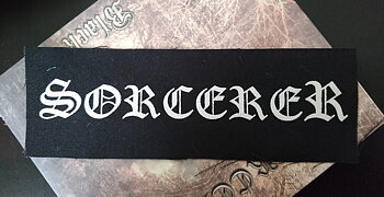 Sorcerer - Patch, Logo