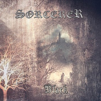 Sorcerer - Sticker, Black