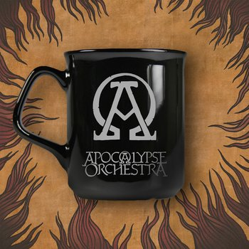 APOCALYPSE ORCHESTRA - MUG, I LIKE MY COFFEE LIKE I LIKE MY DEATH