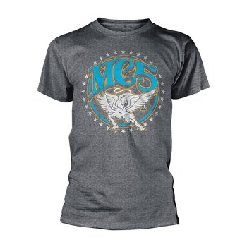 MC5 - T-SHIRT, WHITE PANTHER