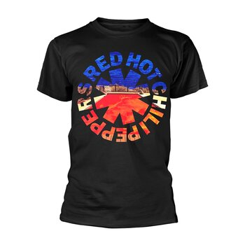 RED HOT CHILI PEPPERS - T-SHIRT, CALIFORNICATION ASTERISK (BLACK)