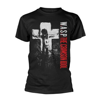 W.A.S.P. - T-SHIRT, THE CRIMSON IDOL