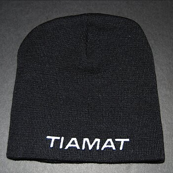 Tiamat - Beanie Hat, Logo