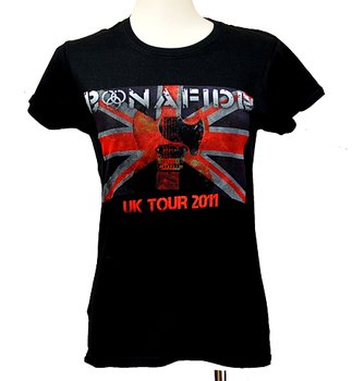 BONAFIDE - LADIES, UK TOUR 2011