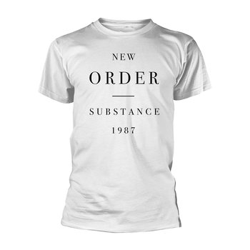 NEW ORDER - T-SHIRT, SUBSTANCE