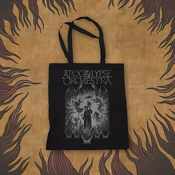APOCALYPSE ORCHESTRA - TOTE BAG, THE END IS NIGH