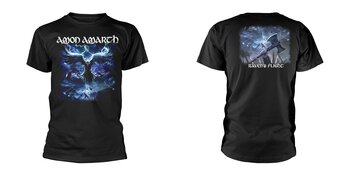 AMON AMARTH - T-SHIRT, RAVEN'S FLIGHT (BLACK)