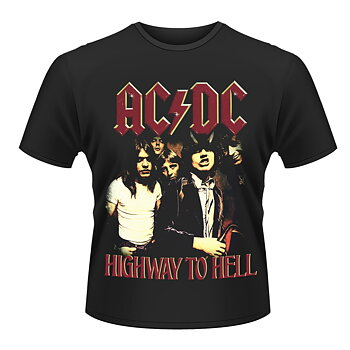 AC/DC - T-SHIRT, HIGHWAY TO HELL