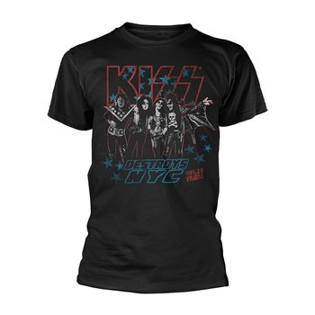 KISS - T-SHIRT, DESTROYS NYC