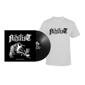 NIHILIST - CARNAL LEFTOVERS, BUNDLE (LP + T-SHIRT)