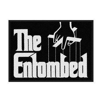 ENTOMBED - PATCH, GODFATHER