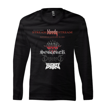 Stream Bloody Stream - Long Sleeve T-shirt