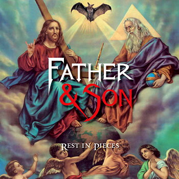 FATHER & SON - REST IN PIECES (CD)